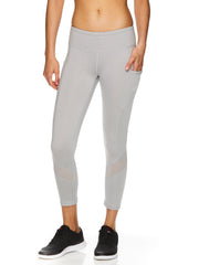 Reebok Womens Aspire Capri Leggings
