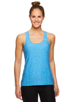 Deals on Reebok Womens Dynamic Fitted Performance Racerback Tank Top
