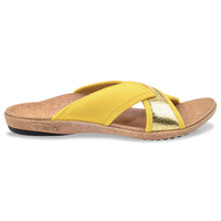Deals on Spenco Womens Lingo Slide Sandals