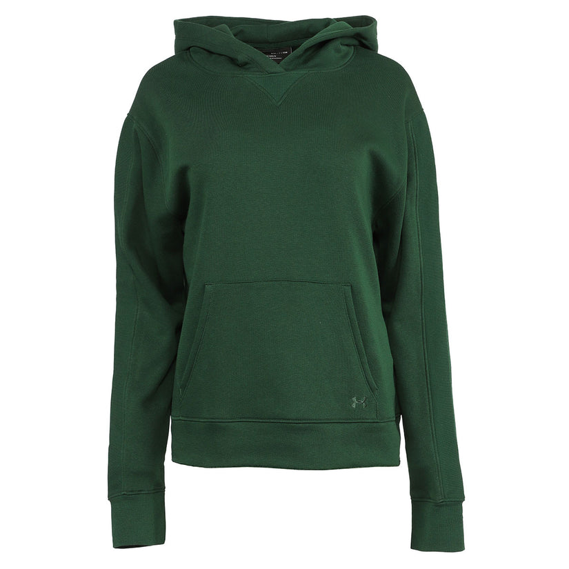 Under Armour: Women's Core Cotton Hoodie! 2 for  (REG 0 for 2) at Proozy!