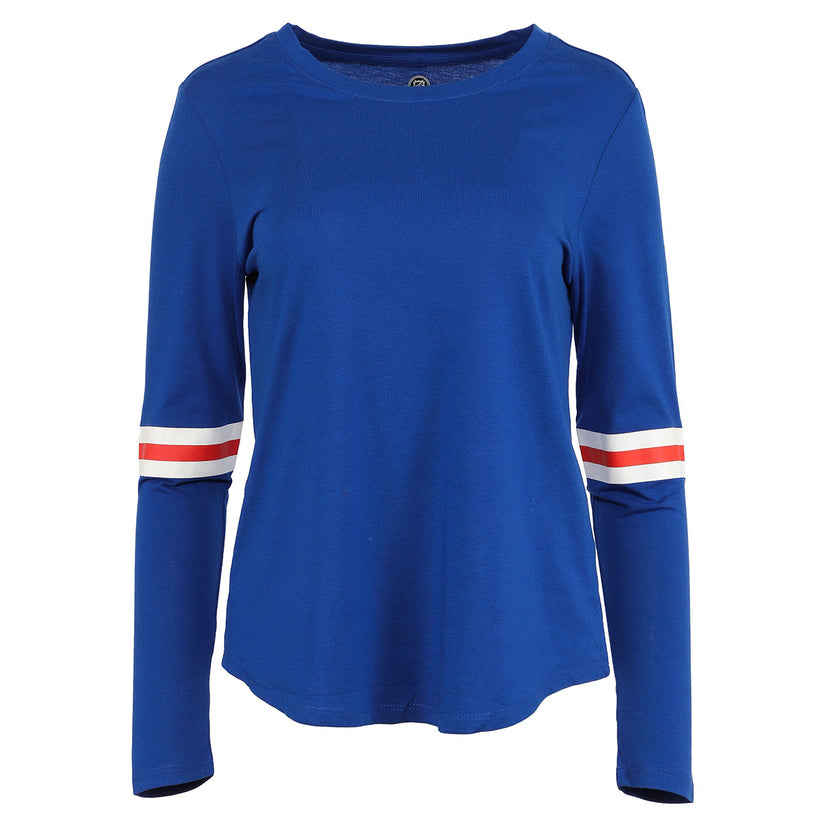 3 for  NHL Women's Fashion Cotton Long Sleeve Tee + Free shipping at Proozy!