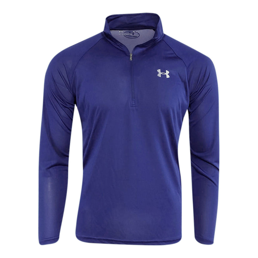 Under Armour: Men's UA Tech 1/2 Zip Pullover! 3 for  (REG  for 2) at Proozy!