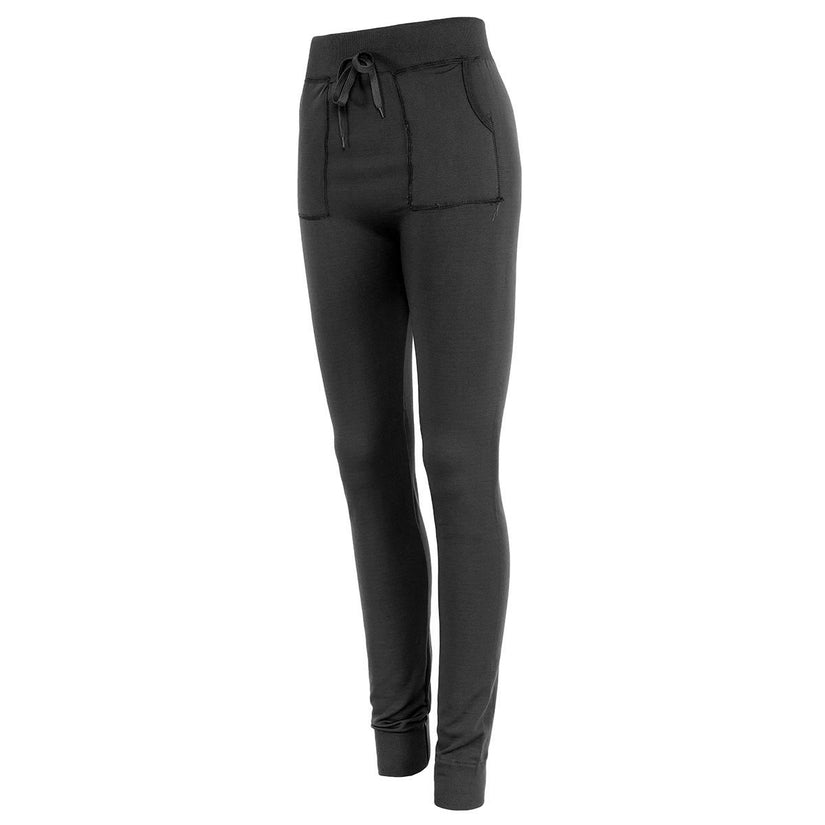 .99 Poof New York Women's High Waisted Drawstring Waistband Front Pocket Detail Joggers + Free shipping over  at Proozy!