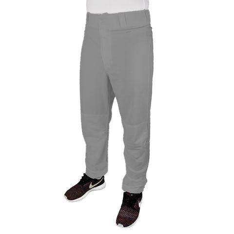 Grey/Black Nike Men's Pants