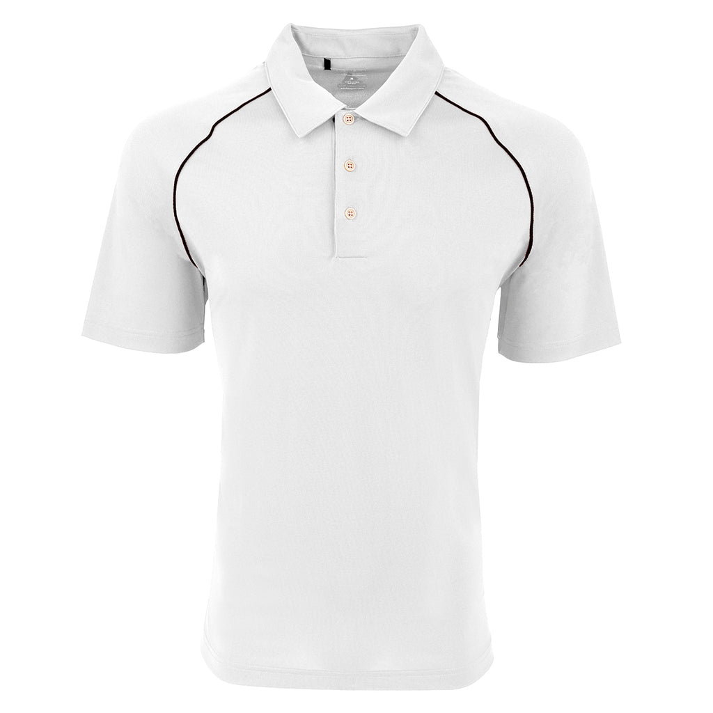 adidas Men's Climacool Colorblock Polo T-Shir