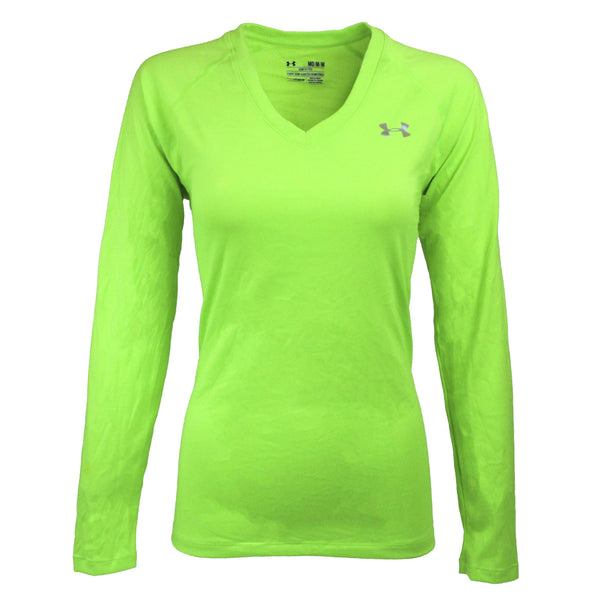 Black/Steel Under Armour Women's T-Shirt