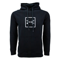 Under Armour Mens Rival Fleece Logo Hoodie (3 colors)