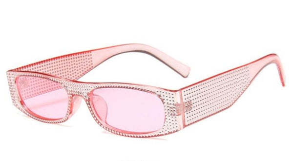 Doll Me Up Sun Glasses. This is the side display angle. Legally blonde who?