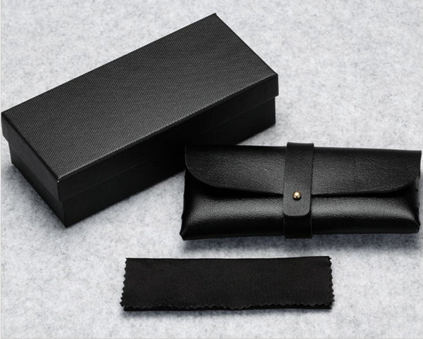 Champagne Breakfast Sun Glasses. All sunnies come with hard box, leather design. pouch and smudge wipe cloth.