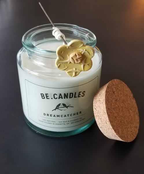 BE.CANDLES: [LOCAL EXCHANGE] 16oz Soy Wax & Coconut Oil