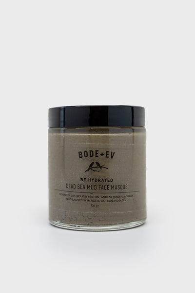BE.HYDRATED: Dead Sea Mud Masque