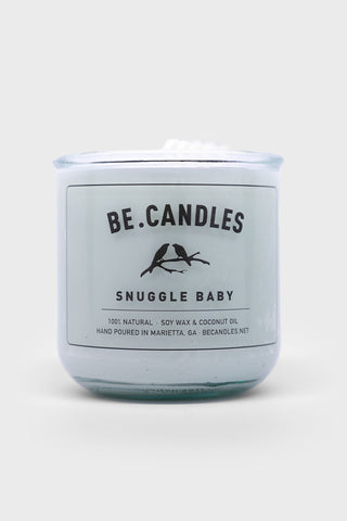 BE.CANDLES: Snuggle Baby