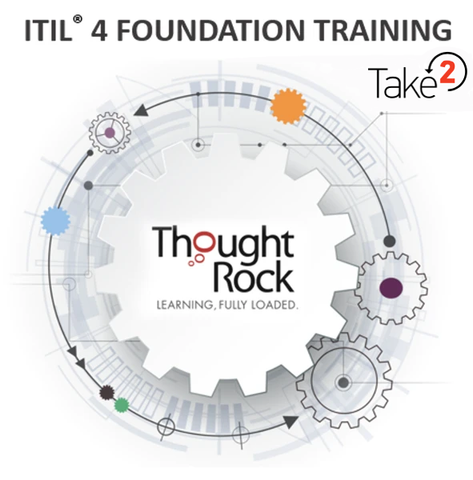 ITIL® Foundation Course & Exam Bundle - Take2