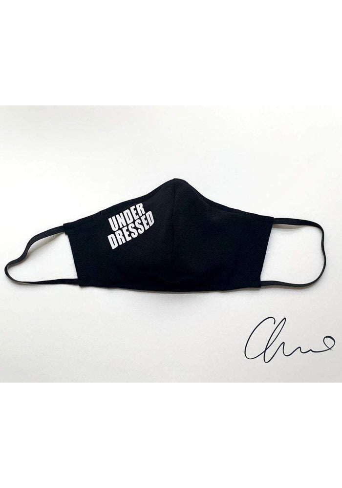 """Under Dressed/Over Dressed"" Fitted Masks 2 Pack"