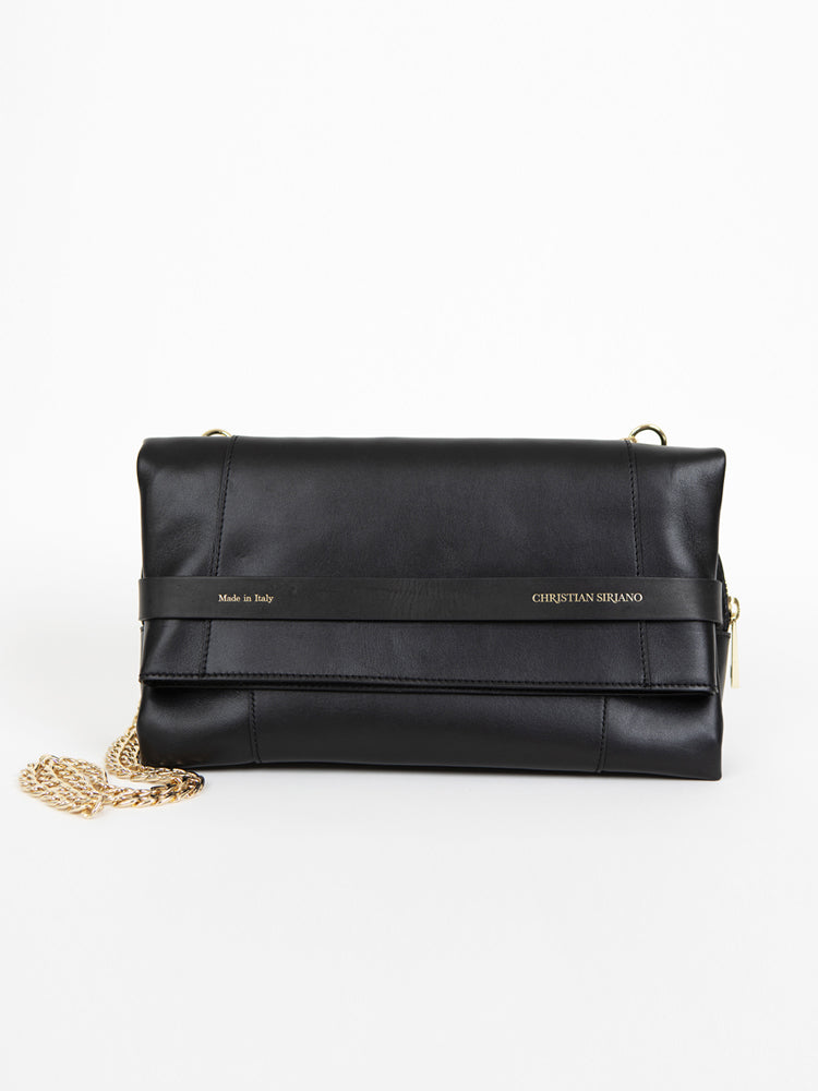 Cross Body Clutch - Black
