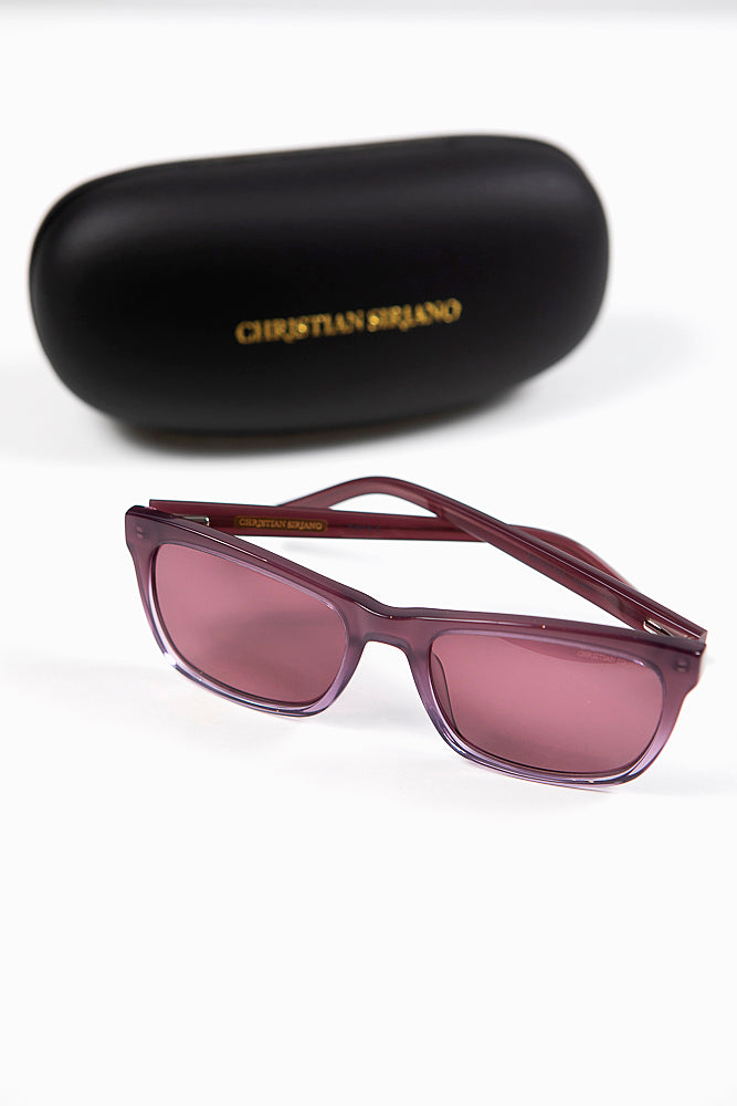 Purple Gradient Sunglasses