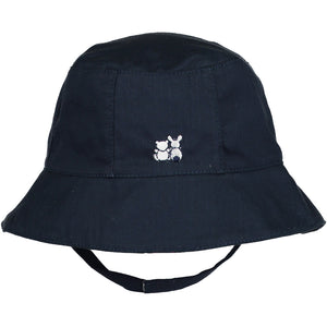 Emile et Rose 4753 Gareth Boys Navy Fishermans Sun Hat