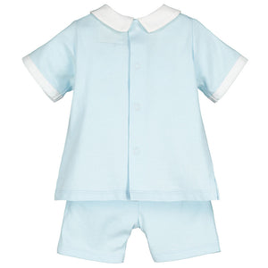 Emile et Rose 5350 Sandler Boys Outfit Set with Hat