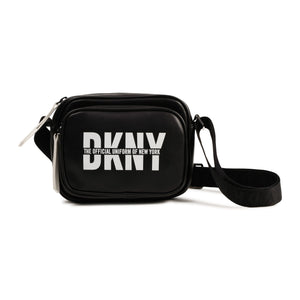 DKNY D30506 GIRLS  BLACK HANDLE BAG