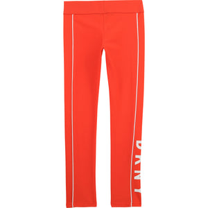 DKNY D34A11 GIRLS  POPPY LEGGINGS