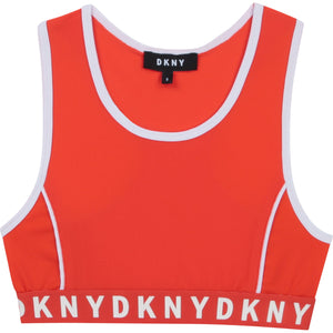 DKNY D35R19 GIRLS  POPPY UNDERSHIRT