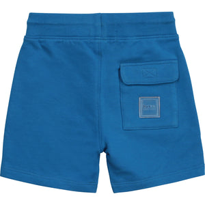 PRE ORDER  HUGO BOSS BABY BOY BERMUDA SHORTS PALE BLUE