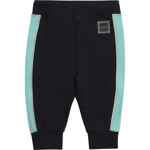 Hugo Boss J04397 Baby Boys Jogging Bottoms Navy