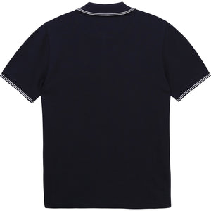 HUGO BOSS J25L14 BOYS SHORT SLEEVE POLO NAVY