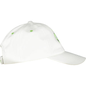 MITCH & SON MS21315 GREY APPLE SKIP CAP WHITE