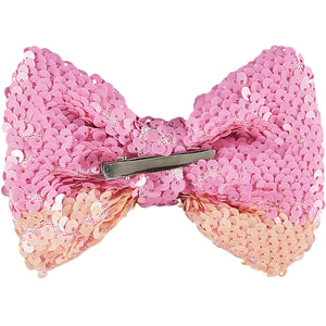 ADEE S213912 NORTHIE SEQUIN HAIR BOW MULTI