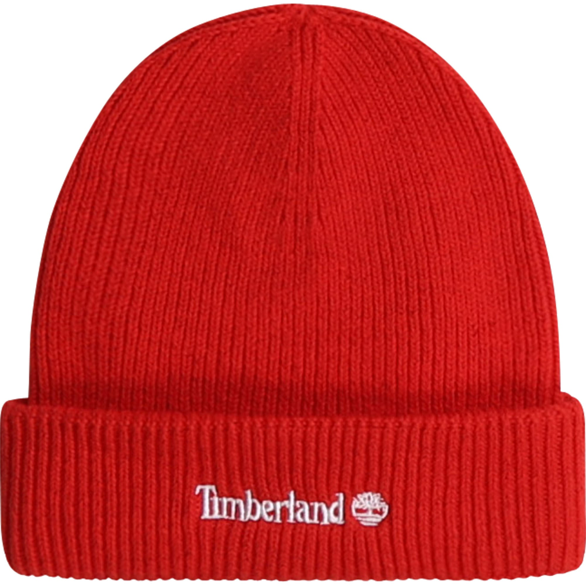 TIMBERLAND PULL ON HAT RED