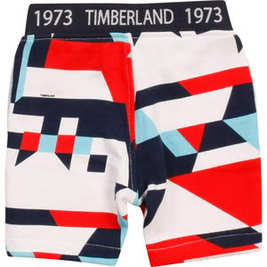 PREORDER  TIMBERLAND BOYS  T04984 BERMUDA SHORTS UNIQUE