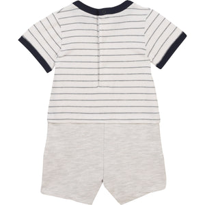 PREORDER  TIMBERLAND BOYS  T97345 SHORT ALL IN ONE UNIQUE
