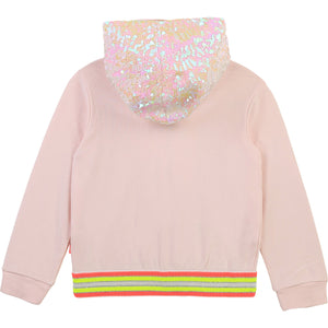 BILLIEBLUSH GIRLS CARDIGAN PINK