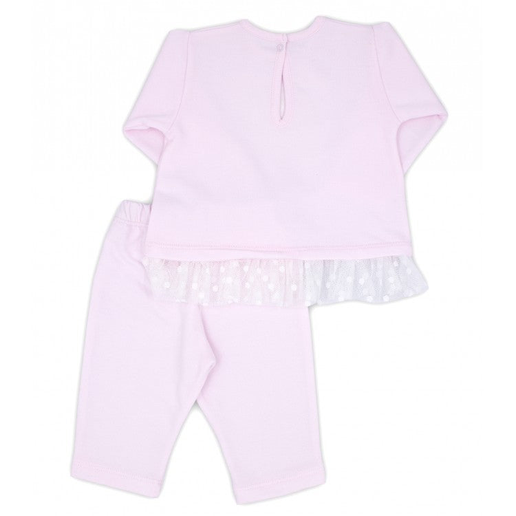 RAPIFE TRACKSUIT PINK