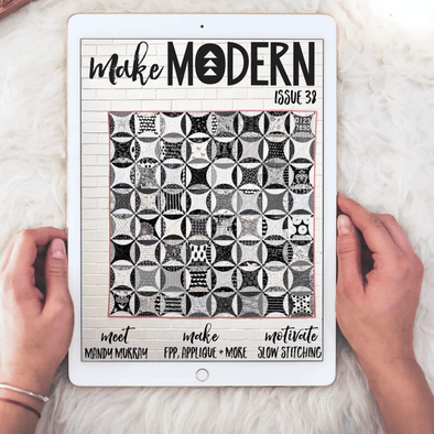 Make Modern Magazine | Craftapalooza Designs