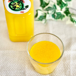 【Frozen】No heating & No additives! 100% Japanese Citrus Fruit Juice(1000ml x 12 bottles))