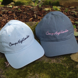 Girls Camp Hat