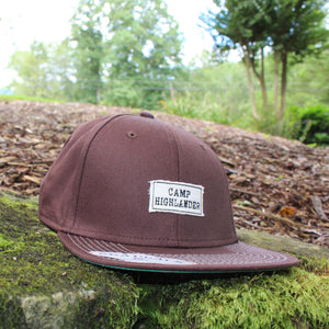 Highlander Flat Bill Hat