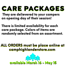 Load image into Gallery viewer, Welcome To Camp Care Package