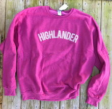 Load image into Gallery viewer, Highlander Embroidered  Crew Neck