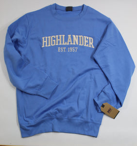 Highlander Twill Adult Pull Over (New 2020)