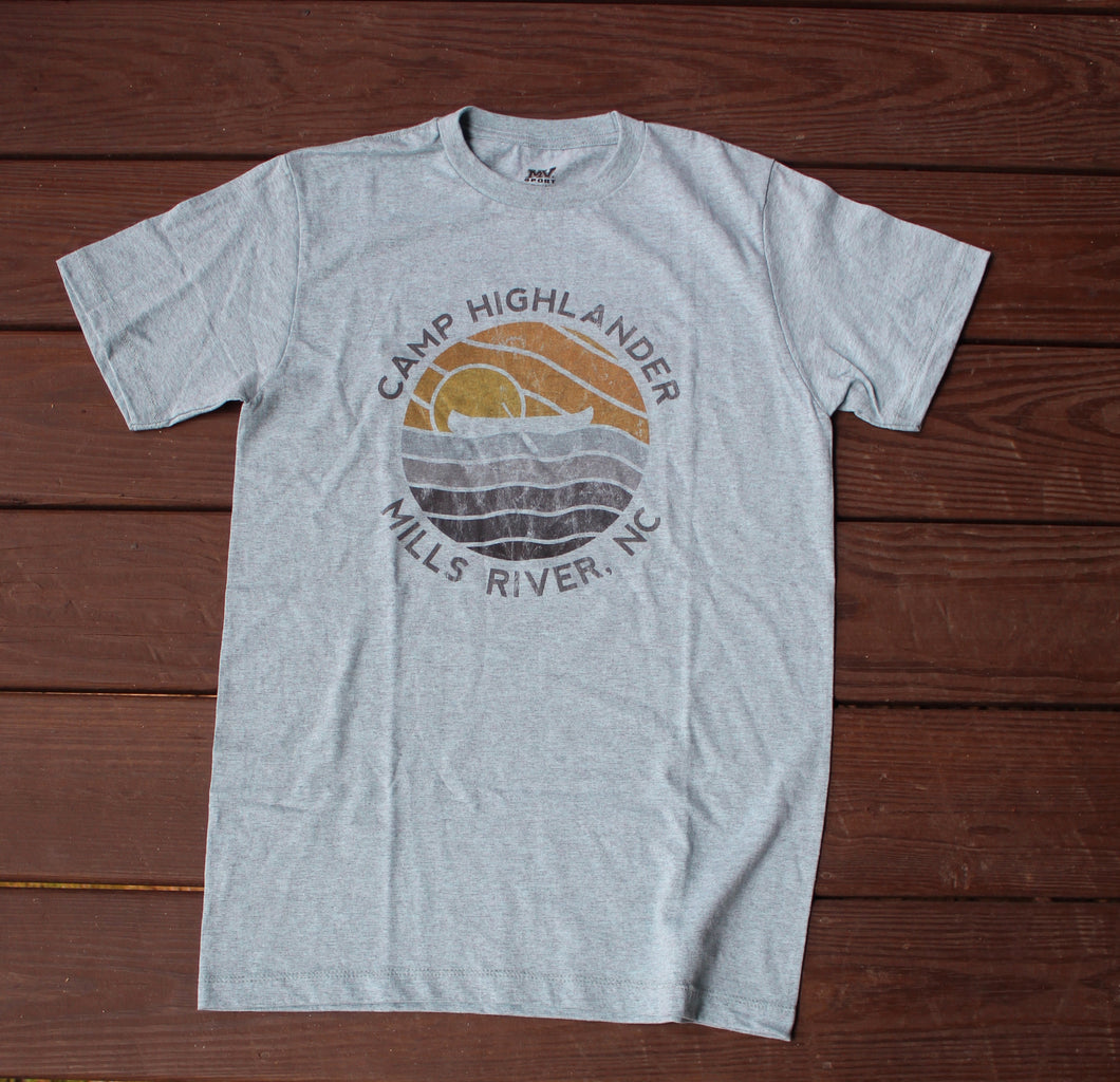 Lake Adult T-Shirt