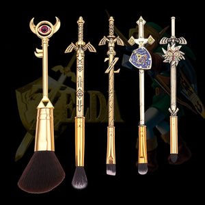 Legend Of Zelda Makeup Tool Kit - Panashe Essence