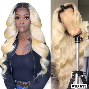 Open image in slideshow, Blonde Lace Front Wig - Panashe Essence