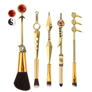 Open image in slideshow, 2021 Classic  Naruto Anime  Makeup Brush Set - Panashe Essence