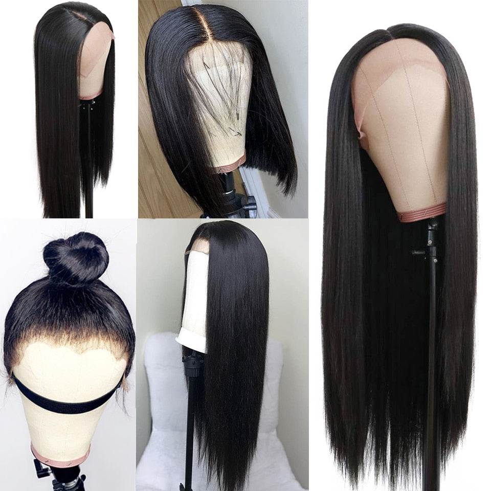 Straight Lace Front Wigs - Panashe Essence