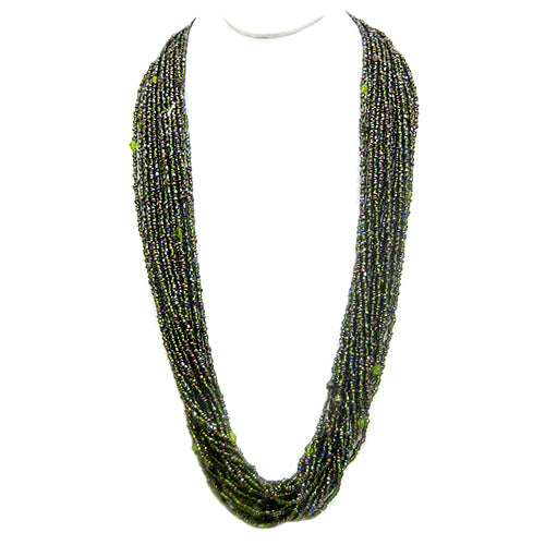 OLIVE NECKLACES