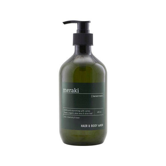 Hair & body wash, Harvest moon