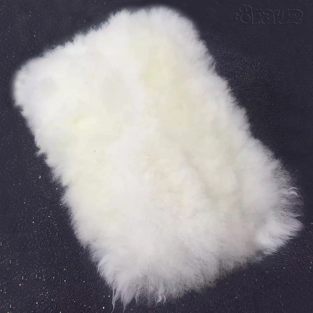 Dyeable Wool Pad